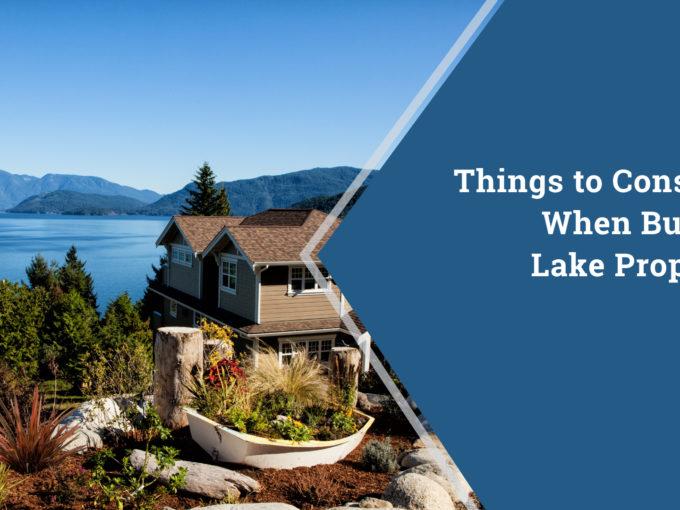 lake property MA