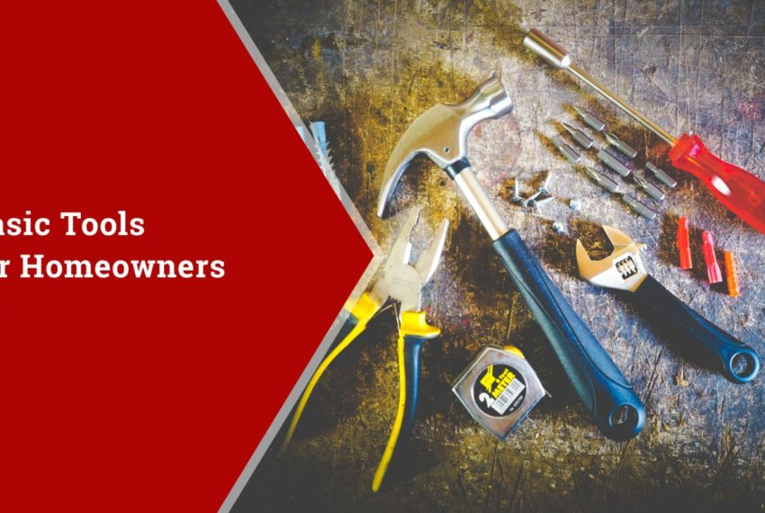 Tools for Homeowners