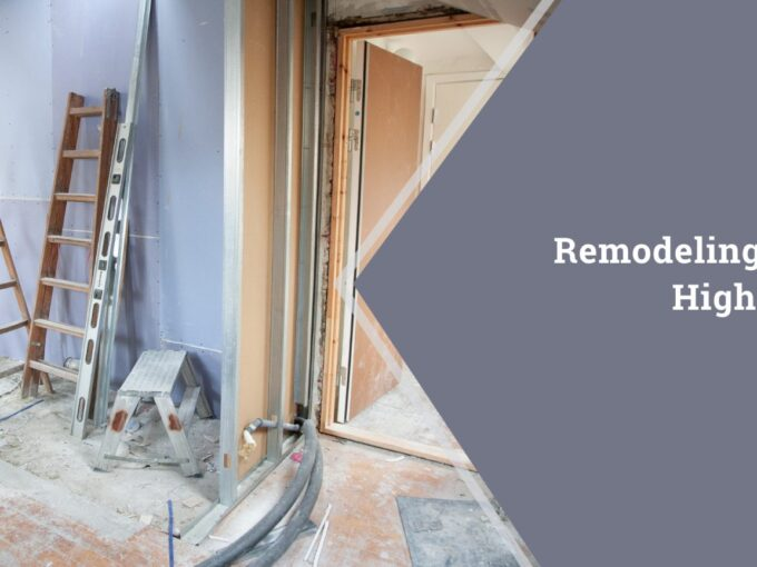 Remodeling for ROI
