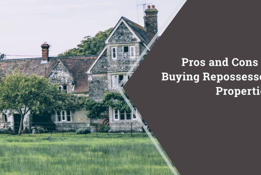 Repossessed Properties