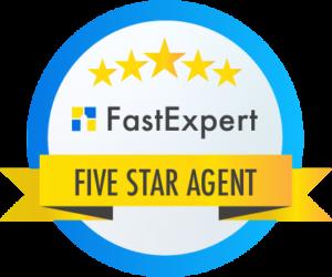 Five Star Agent Award