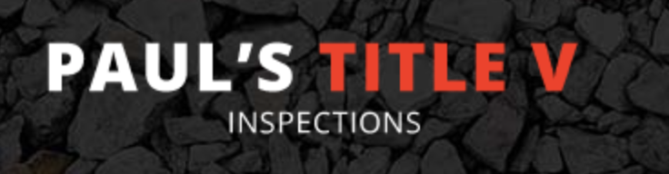 Paul's Title V Inspections